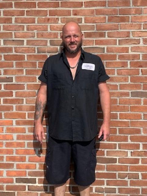 Brian Lester, transmission repairman