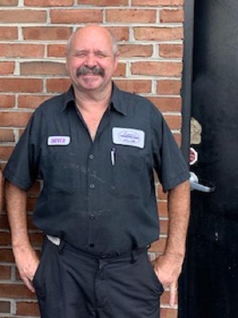 James Driver, Auto Repair